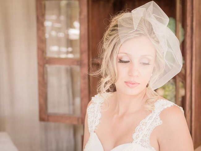 Bridal Hairstyles With A Fringe Frame Your Face For Your