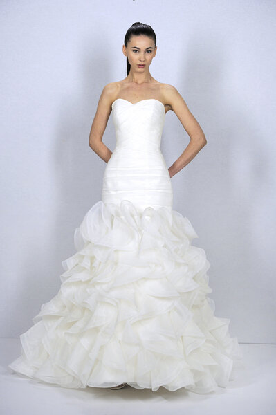 Dennis Basso Spring 2013 Wedding Dress