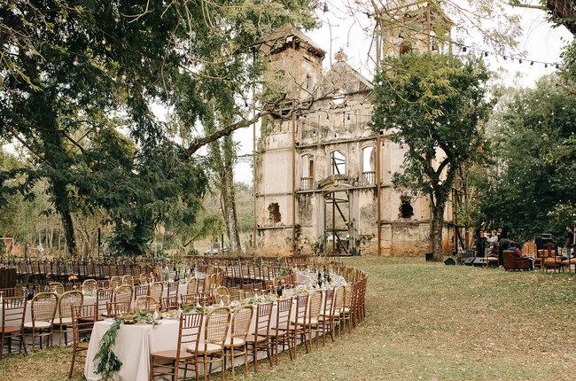 Decoration De Mariage En Exterieur Les 70 Plus Belles Inspirations