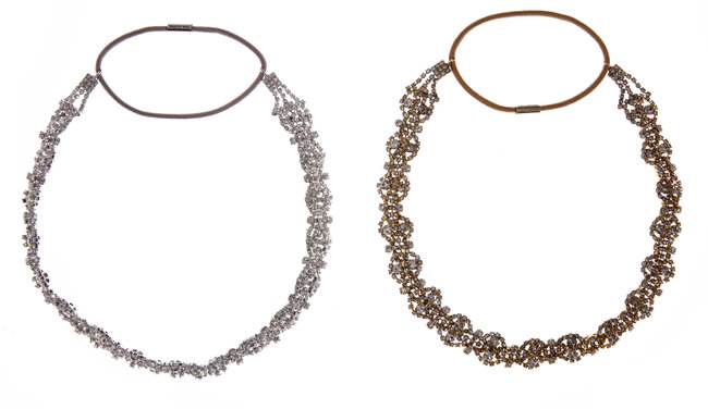 50AA45 in crystal and crystal antique gold