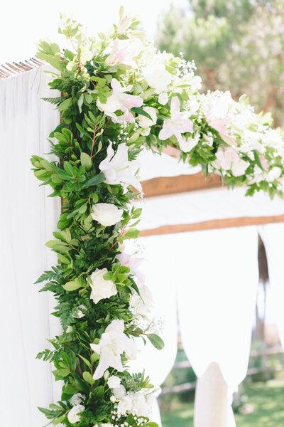 guirnaldas para decorar tu boda