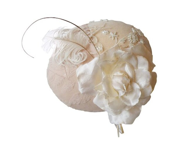 Fascinators and hats for wedding guests