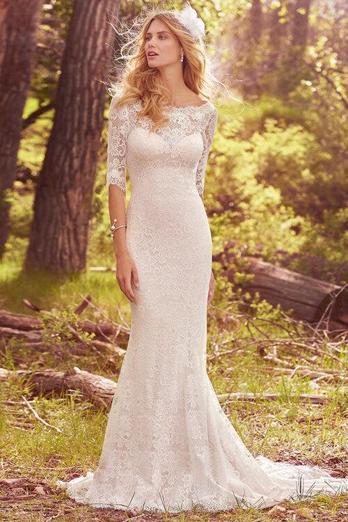 Lassen Sie sich von den Brautkleidern von Maggie Sottero Frühling ...