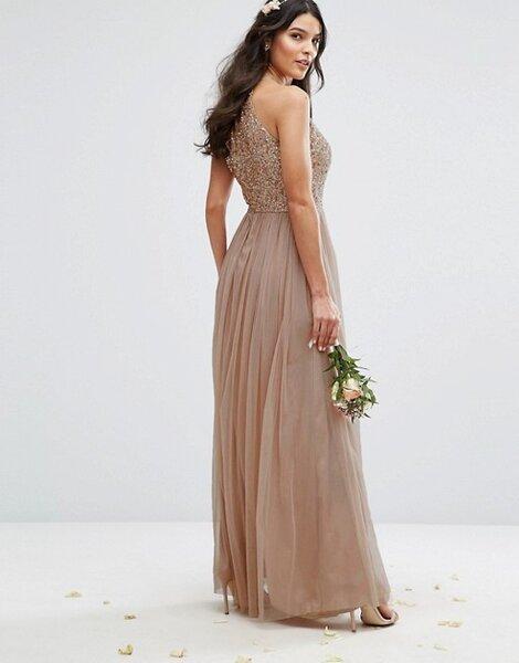 Vestidos de fiesta para boda de noche 2018