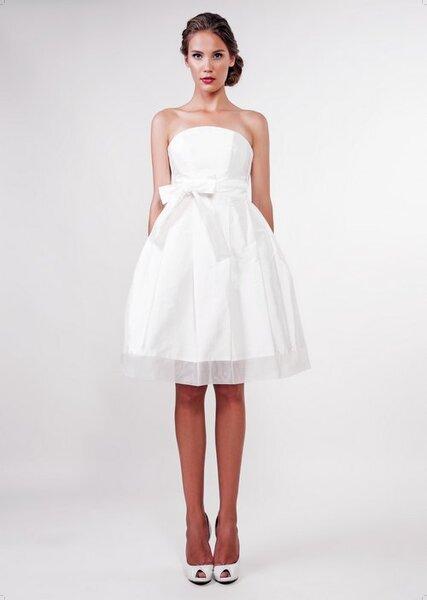 Sukienka ślubna z kolekcji Anna Kara 2013, model: Kirke