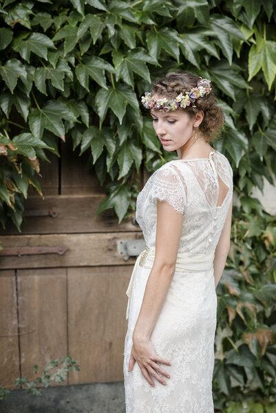 Brautmode von Claudia Heller Modedesign