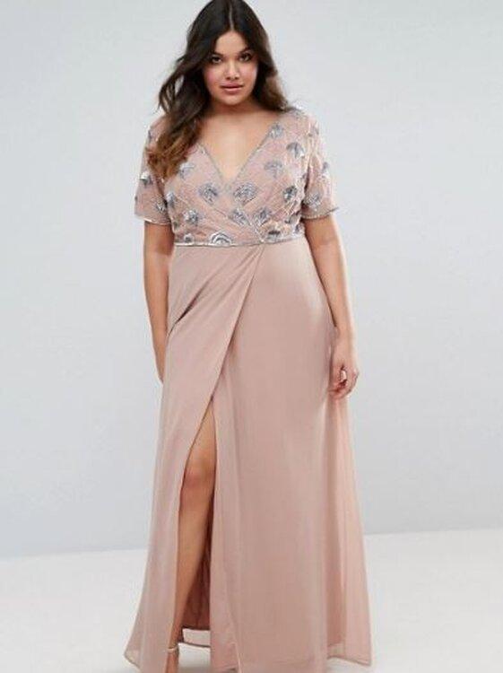 Vestidos para invitadas curvy: 33 estilismos perfectos para bodas de ...