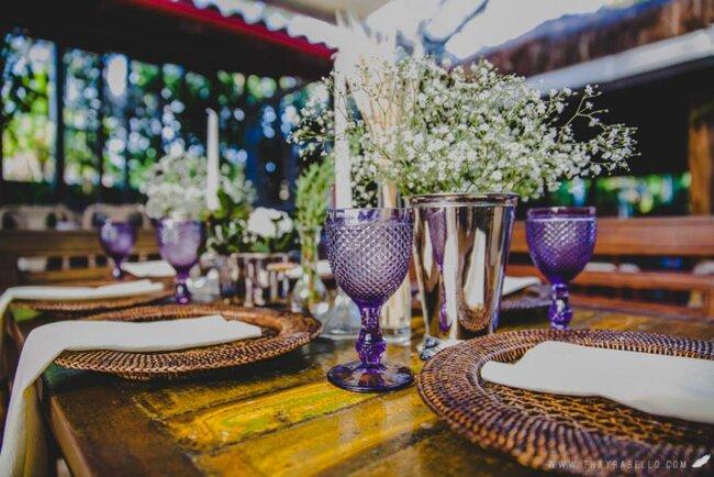 real wedding im vintage stil mit bunten wildblumen. Black Bedroom Furniture Sets. Home Design Ideas