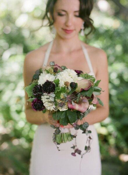 Fleurs sauvages en bouquets de mari e for Bouquet de fleurs 6 lettres