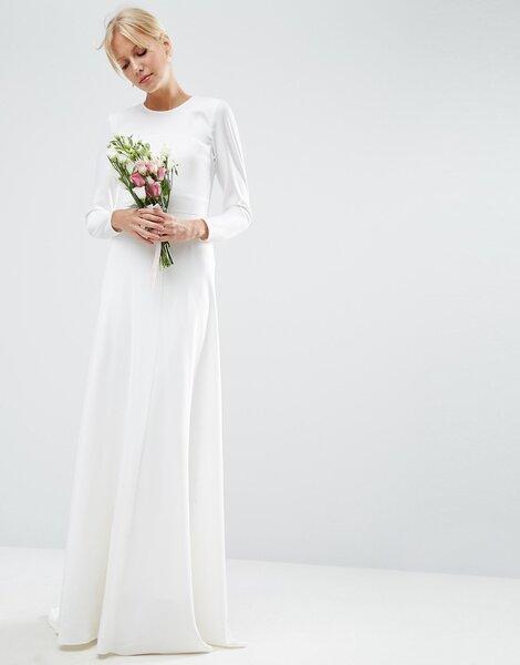 Vestidos de noiva low-cost