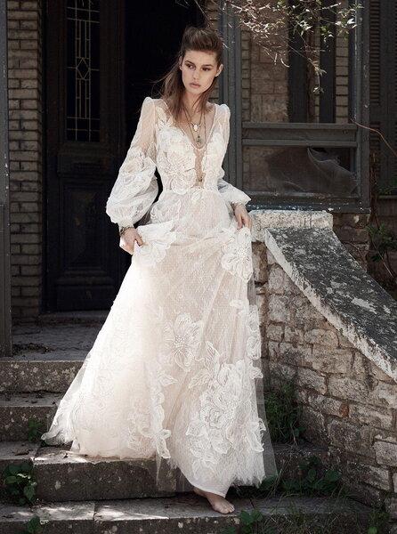 Vestidos de novia para boda civil: diseños que darán de qué hablar