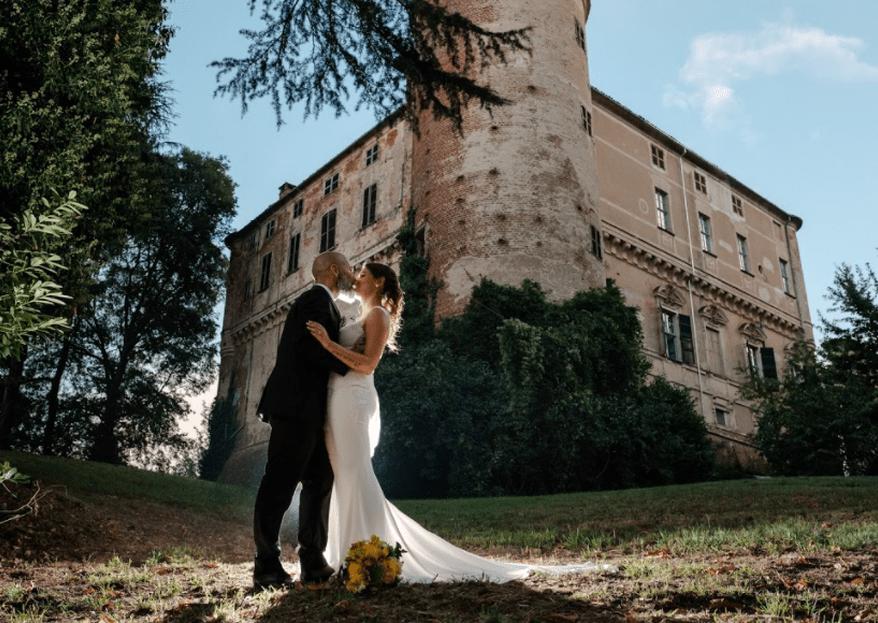 Dalla Costiera al Roero passando per il Lussemburgo: le nozze di Daniele e Flavia