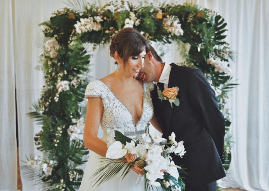 Tu boda boutique con Lidia's Events