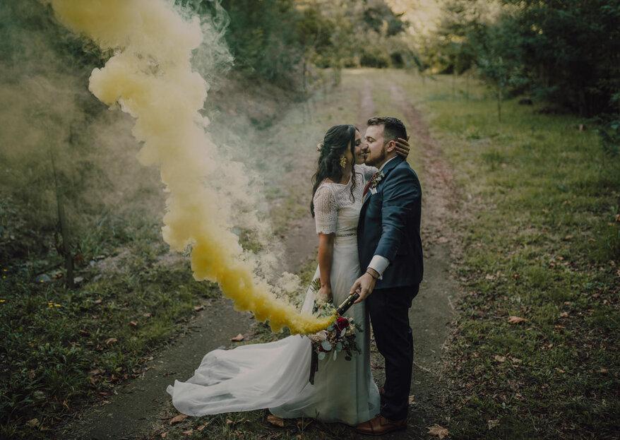 Marta & Bruno - um casamento Sublime!