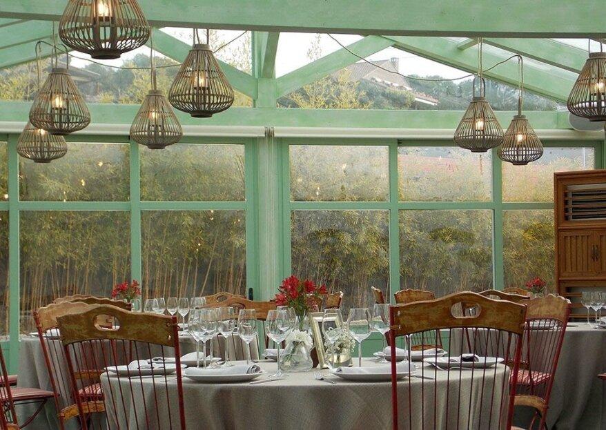 La Casa Verde: el espacio más original para celebrar tu boda