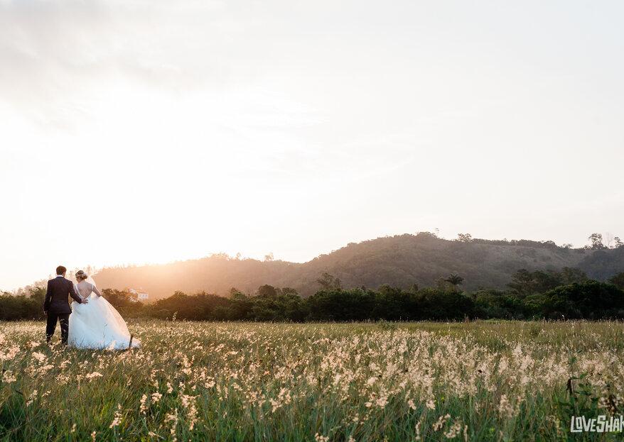 Galeria Jardim: refúgio cercado pela natureza para noivas que sonham em casar ao ar livre