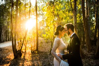 Junto a las personas que más queremos: la boda de María y Carles