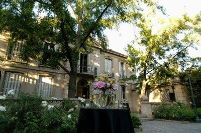 Matrimonio civil: los 7 mejores lugares de Santiago para tu recepción