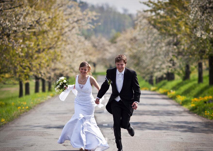 Wenn nächste Woche meine Hochzeit wäre ... Unsere Empfehlungen im April