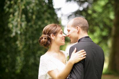 Zufrieden mit den Hochzeitsfotos? 7 wichtige Fakten, die Sie kennen sollten!