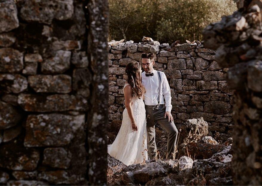 Ana & Marcos: as chances eram poucas, mas o destino sempre vence!