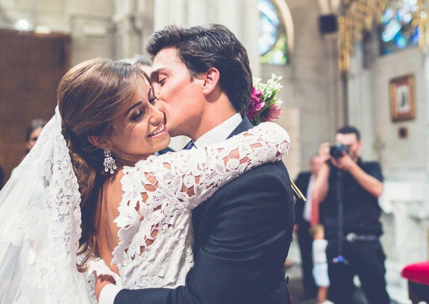 Lecturas para bodas religiosas: los textos más románticos