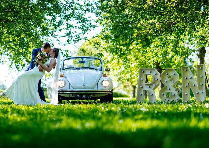 Boutique wedding in bohemian stijl: een huwelijksjubileum om nooit te vergeten!