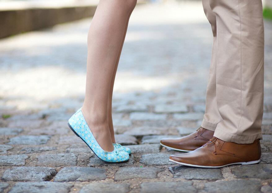 ¡Regala bailarinas y chanclas en tu boda!: dos opciones cómodas, útiles y divertidas