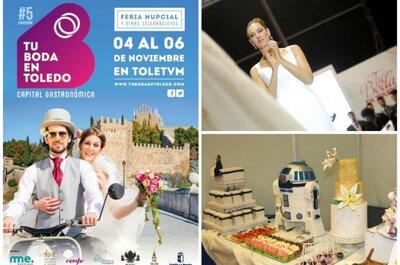 Tu Boda en Toledo celebra su V edición con una agenda repleta de actividades para novios