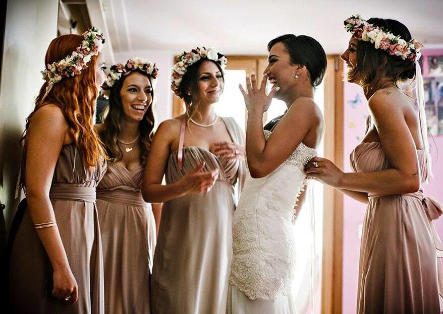 Gli alleati giusti per un matrimonio personalizzato secondo il vostro stile!