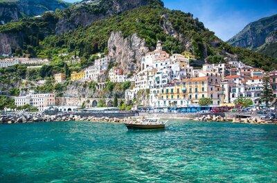 Le 10 migliori location per matrimoni a Salerno