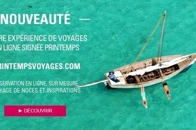 Voyage de noces ou escapade romantique : une expérience unique avec Printemps Voyages
