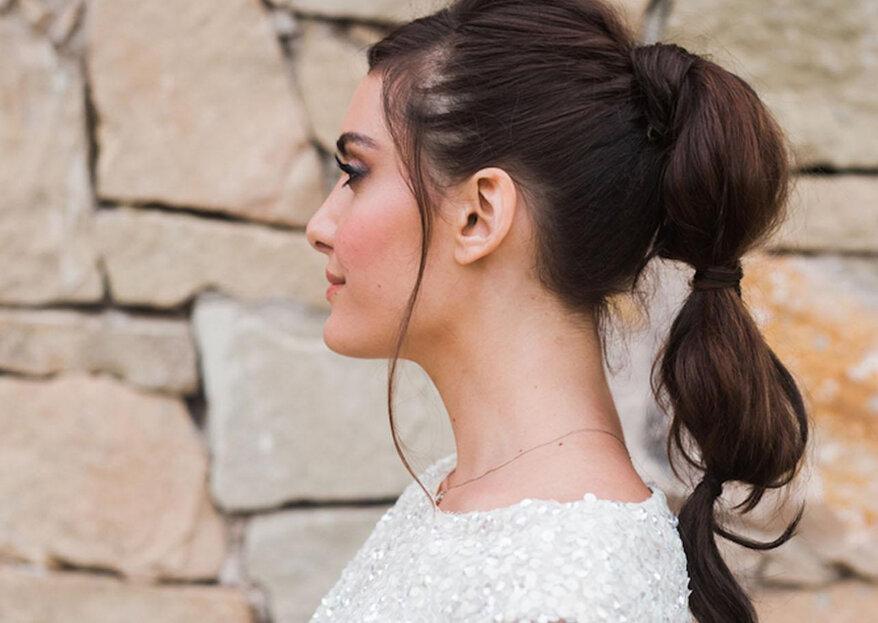 Trança bolha: o penteado que promete arrasar nos casamentos de 2018