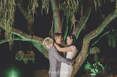 La boda de Natalia y Juan David: ¡Encontré con quién recorrer el mundo!