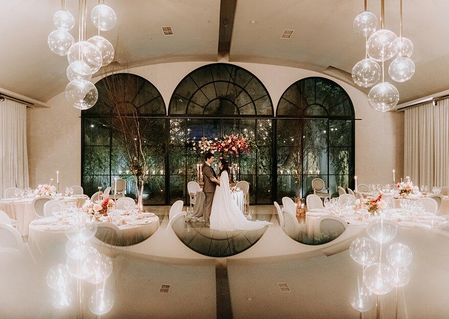 As ideias mais originais para a mesa dos noivos: a elegância está servida!