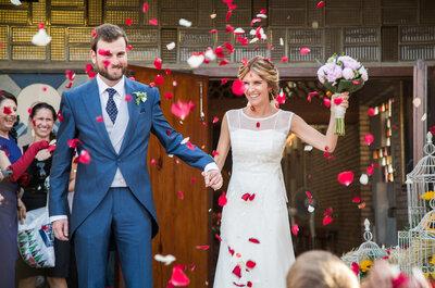 9 cosas sobre tu boda de las que todo el mundo hablará (quieras o no)