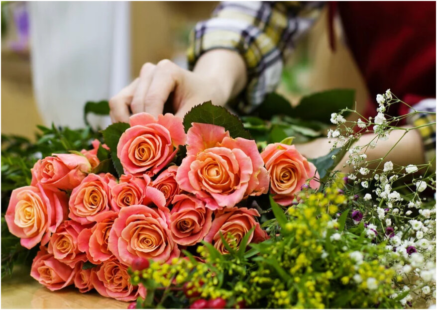7 Things to expect from a florist