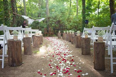 10 preguntas que debes hacer para encontrar el sitio perfecto para tu boda