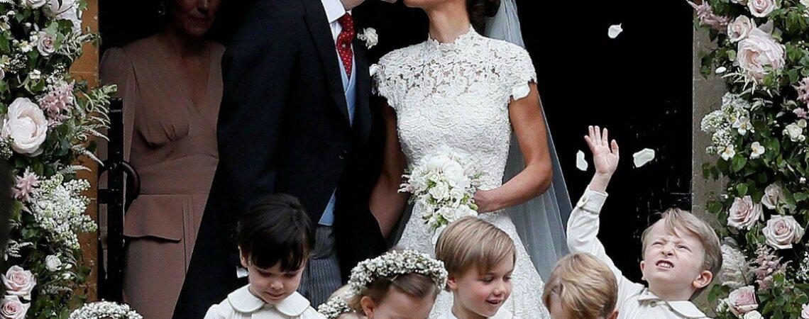 Die Hochzeit von Pippa Middleton und James Matthews – Wir zeigen Ihnen die schönsten Details