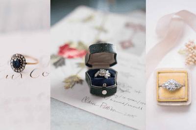 12 datos curiosos sobre el anillo de compromiso... ¿lo sabías?