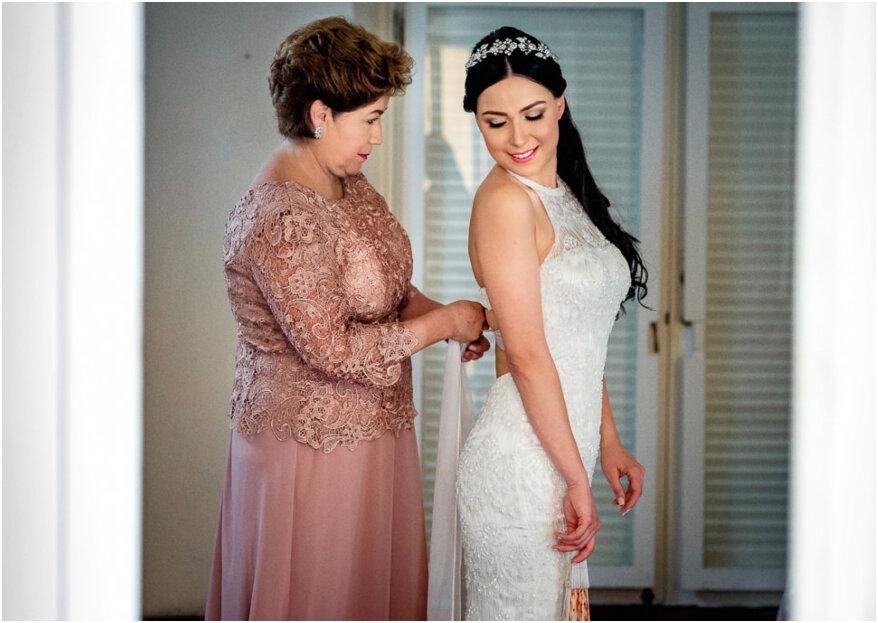 Los errores en los que caen todas las mamás cuando su hija se va a casar