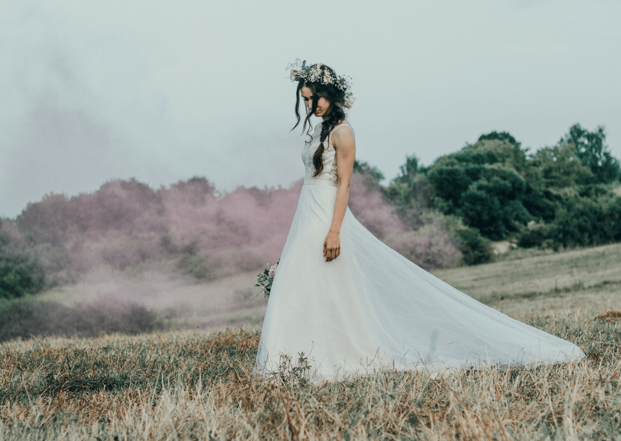 ¿Tu vestido de novia es blanco por decisión propia? Lo que hay detrás del vestido inmaculado