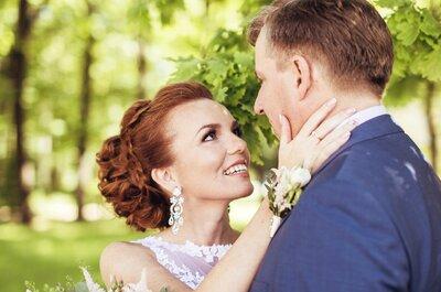 Солнце Александрии: летняя свадьба Сергея и Елены