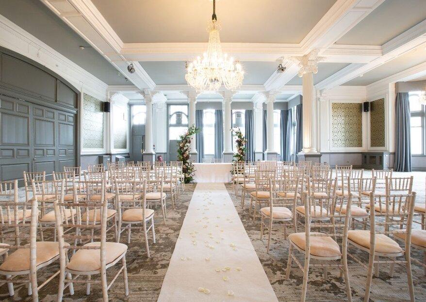 The Majestic Hotel: 5 Reasons To Choose Harrogate's Most Idyllic Wedding Venue