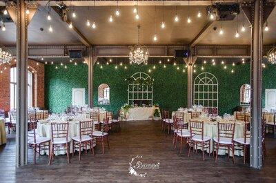 ТОП13: Рестораны и банкетные залы для свадьбы в Санкт-Петербурге