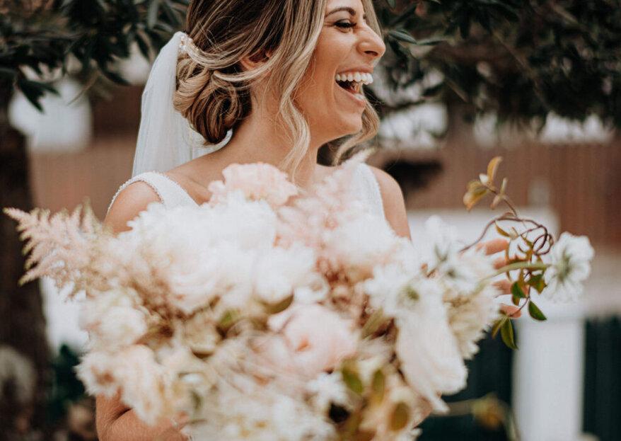 O bouquet de noiva: origem e tradições
