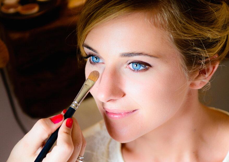 Maquillage et coiffure mariage : nos 5 conseils pour un maquillage de mariée parfait