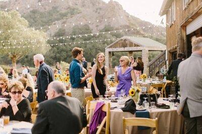 10 ventajas clave para celebrar tu boda bajo la luz del sol: Todo es mejor de día ¡ya lo verás!