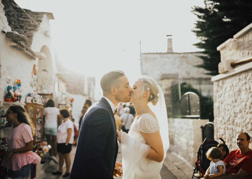 10 razones para hacer en tu boda lo que te dé la gana