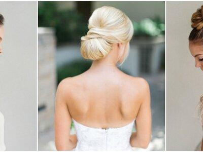 Geniale Hochsteckfrisuren für Bräute: Der passende Look für Ihre Hochzeit!